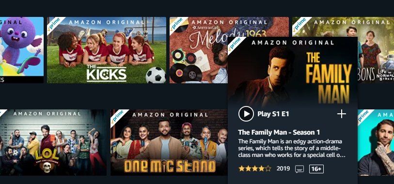 amazon prime mod apk download